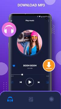 Descarga música - Reproductor de música captura de pantalla 14