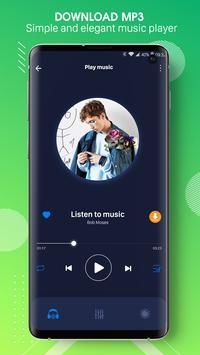 Descarga música - Reproductor de música captura de pantalla 4