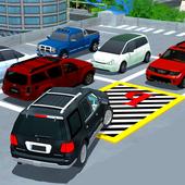 Top World Prado Car Simulator Parking 2019 icon