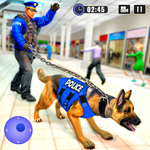 US Police Dog Shopping Mall Crime Chase 2021 APK