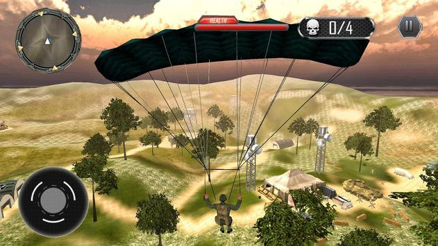 Last Commando Survival: Free Shooting Games screenshot 10