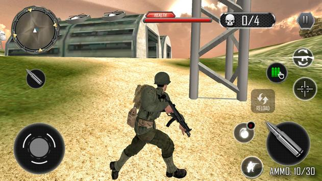 Last Commando Survival: Free Shooting Games screenshot 2