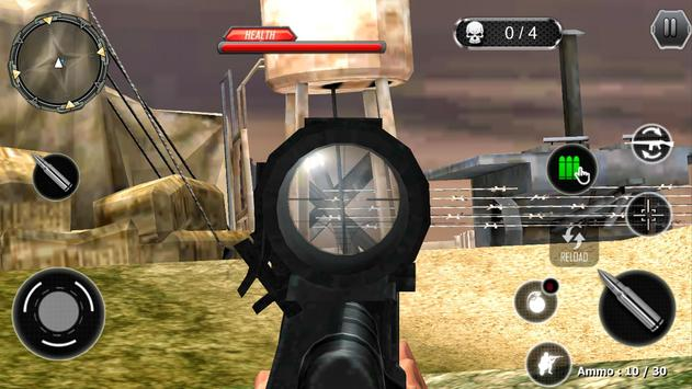 Last Commando Survival: Free Shooting Games screenshot 4