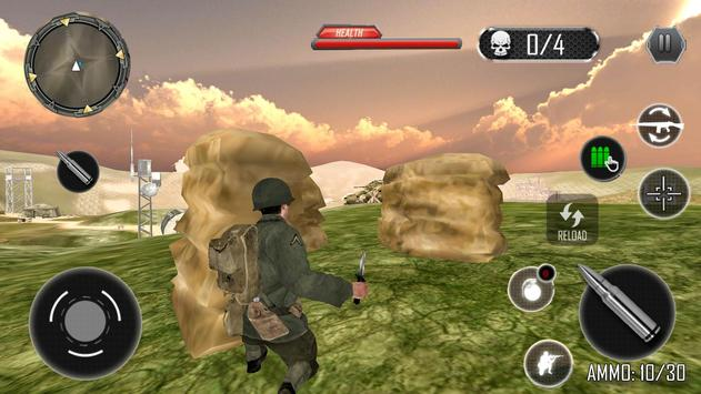 Last Commando Survival: Free Shooting Games screenshot 8