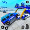 OffRoad Policja Ciężarówka tra ikona