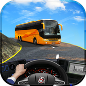 Off Road Tour Coach Bus Driver icon
