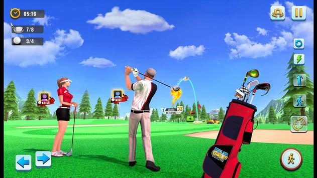 Real 3D Golf Simulator : Golf Games screenshot 11