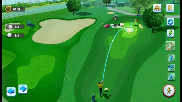 Real 3D Golf Simulator : Golf Games screenshot 3
