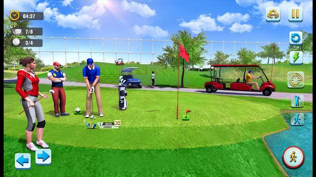 Real 3D Golf Simulator : Golf Games screenshot 9