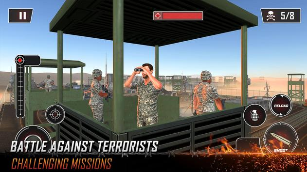 Army Sniper 2018 : Best Shooting Games screenshot 7