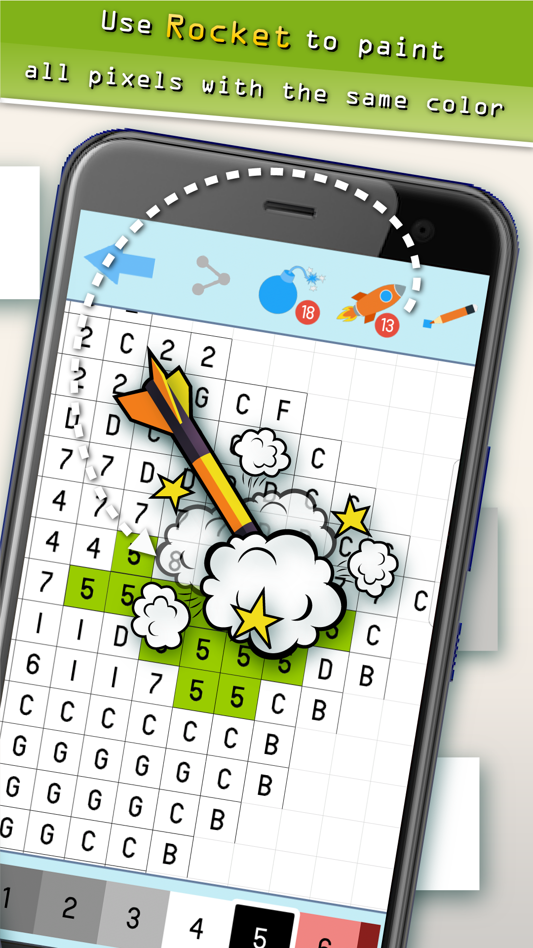 Pixyfy: pixel art color by number coloring games APK 2019.12 ...