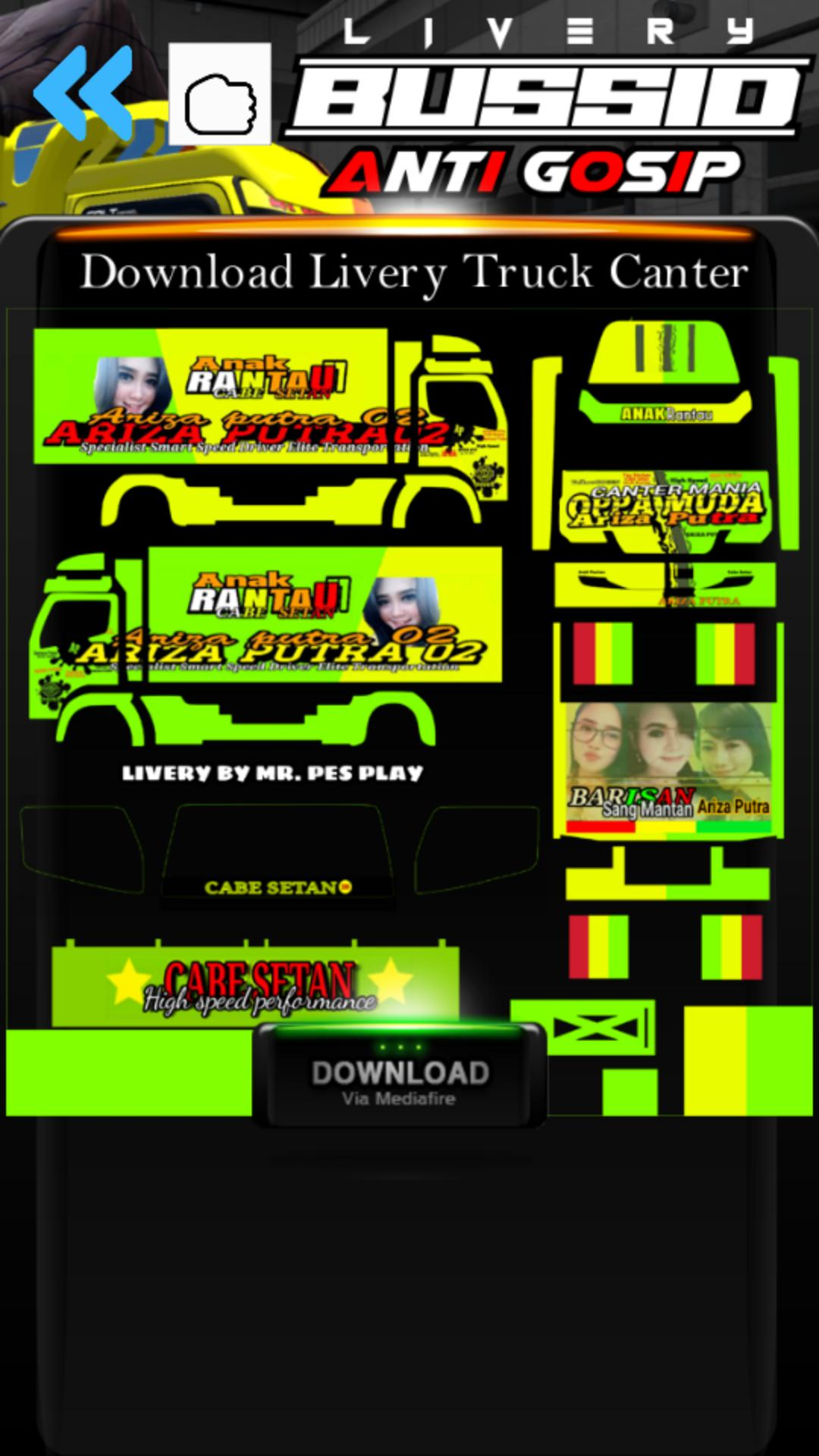 Livery Bussid Anti Gosip For Android Apk Download