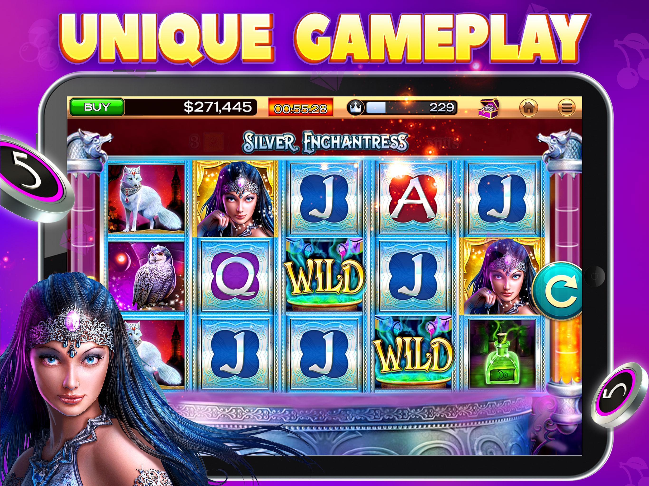 Free High 5 Casino Slots