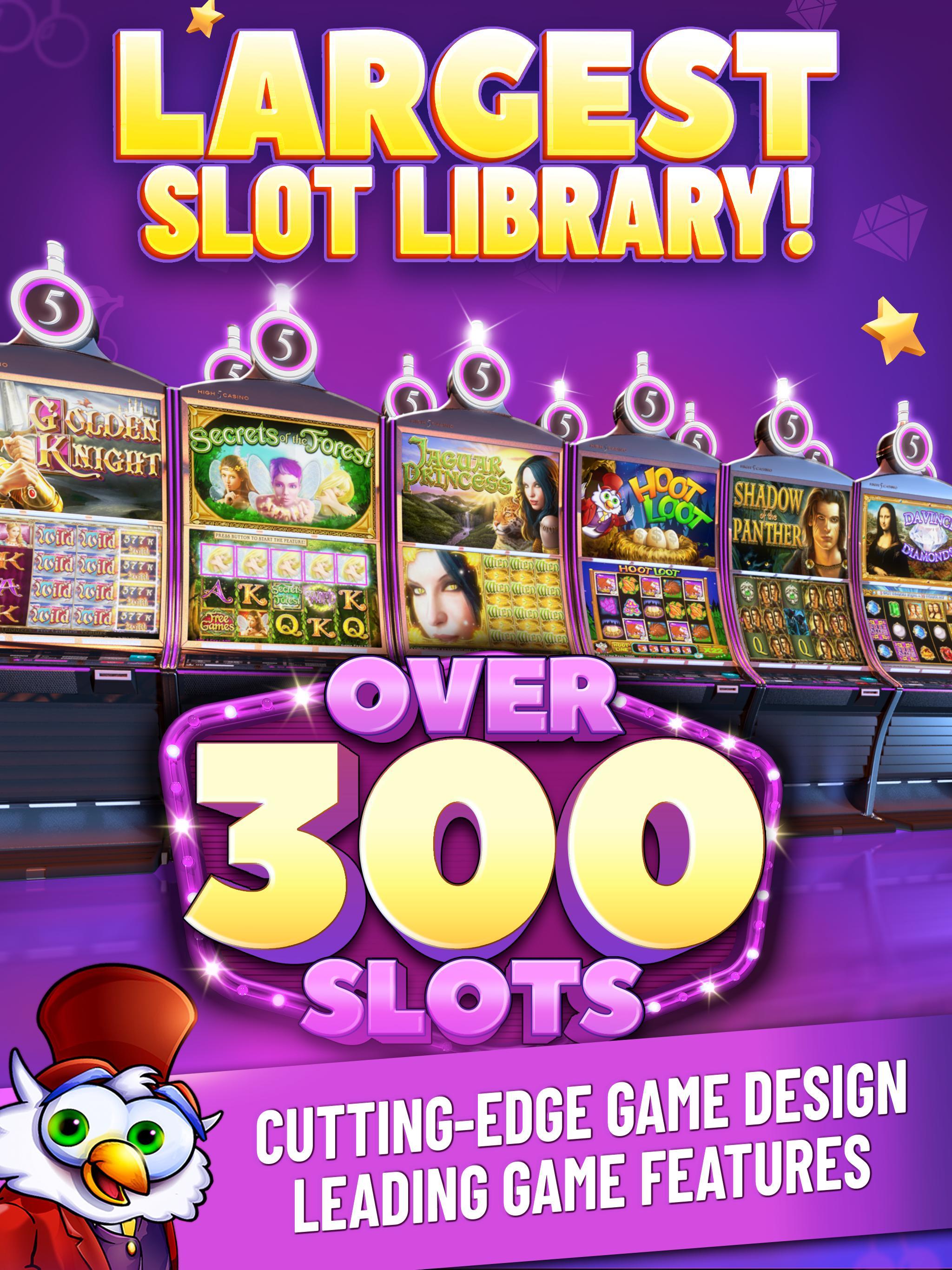 Fun.High 5 Casino.Com Social
