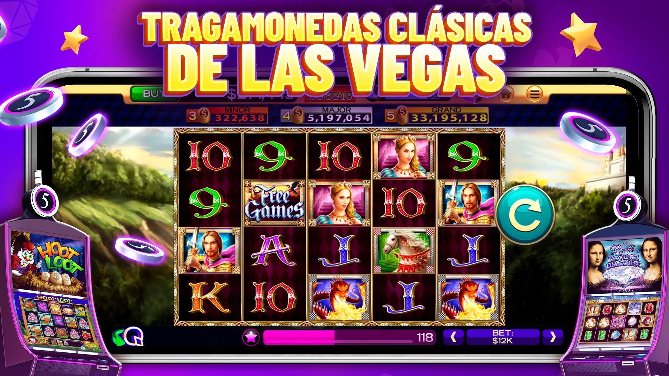 Tragamonedas Las Vegas Gratis