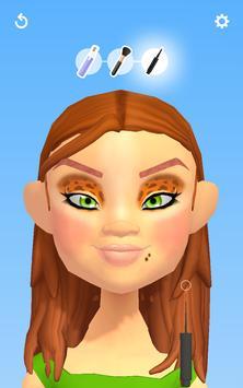 Perfect Makeup 3D screenshot 11