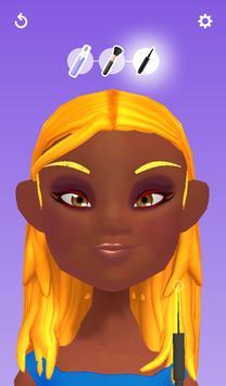 Perfect Makeup 3D screenshot 16