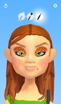 Perfect Makeup 3D screenshot 18