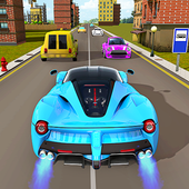 Mini Car Race Legends - 3d Racing Car Games 2020 आइकन