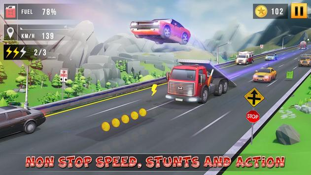 Mini Car Race Legends - 3d Racing Car Games 2020 पोस्टर