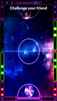 Galaxy Air Hockey screenshot 3