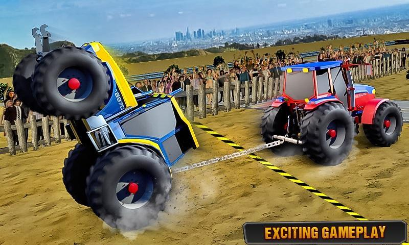 Pull Match: Tractor Games for Android - APK Download