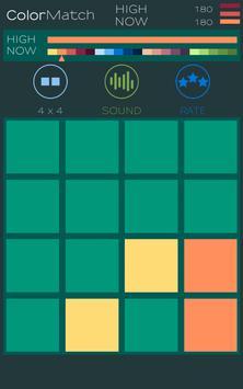 Color 2048 screenshot 1