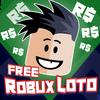 Free Robux Loto icono