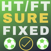 HT/FT Sure Fixed Matches アイコン