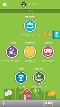 First Home Bank Kids Club screenshot 1