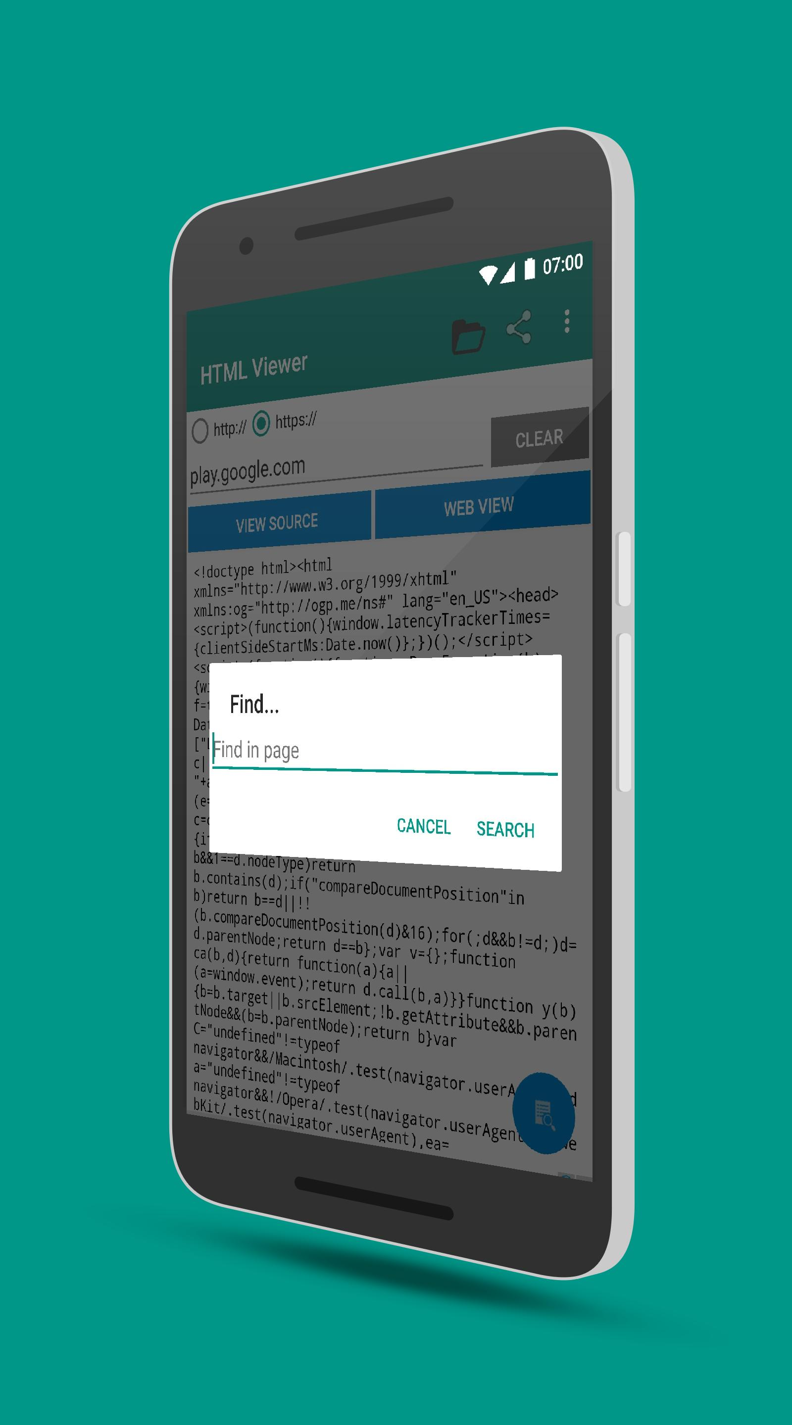 HTML Viewer for Android - APK Download