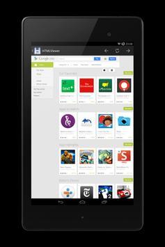 HTML Viewer imagem de tela 6