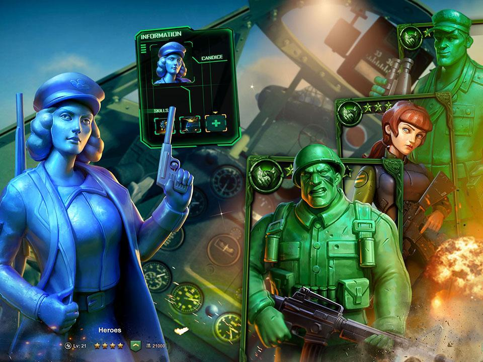 Army Men Strike Beta For Android Apk Download