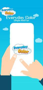 Color पोस्टर