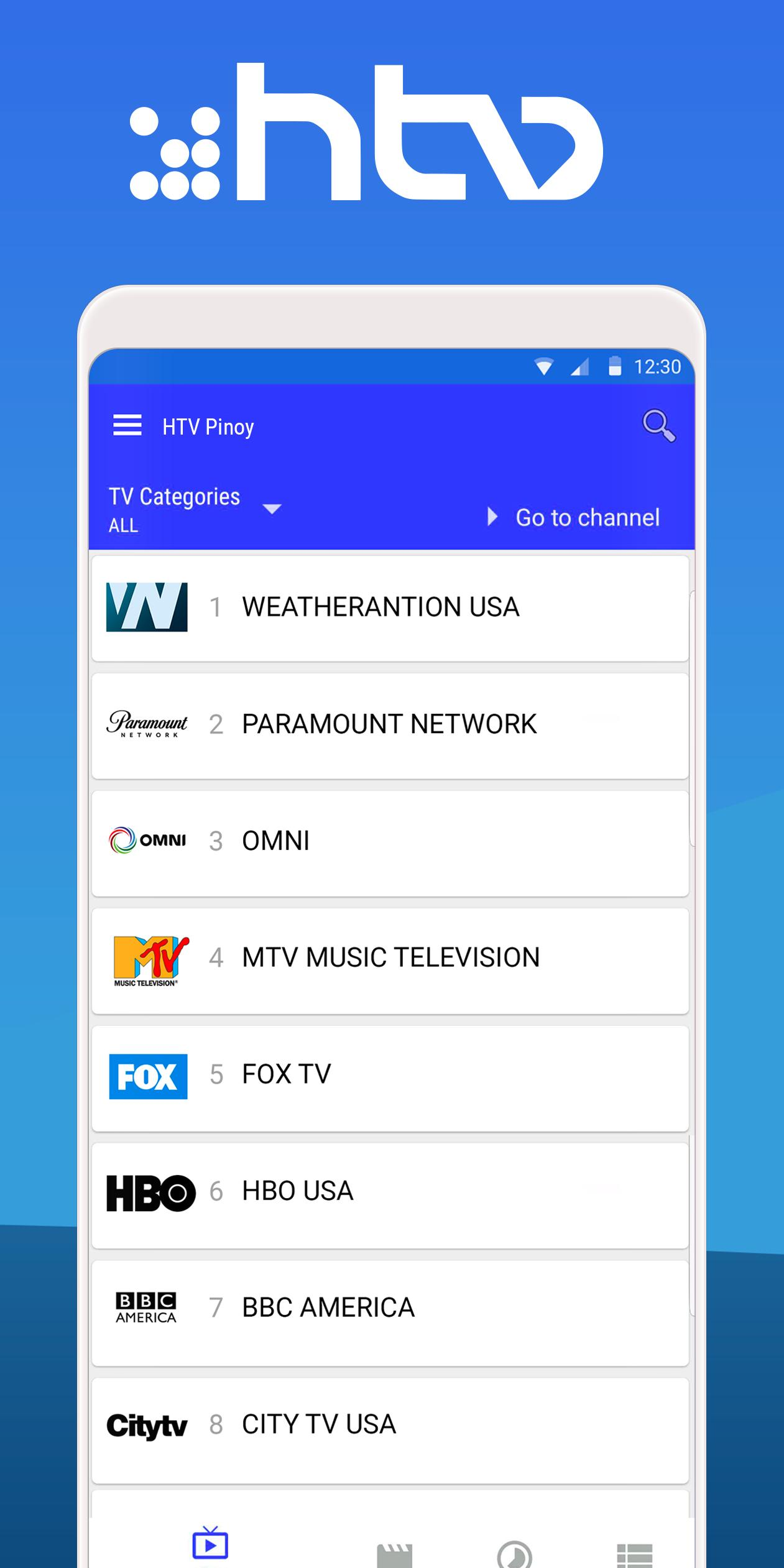 HTV Pinoy for Android - APK Download