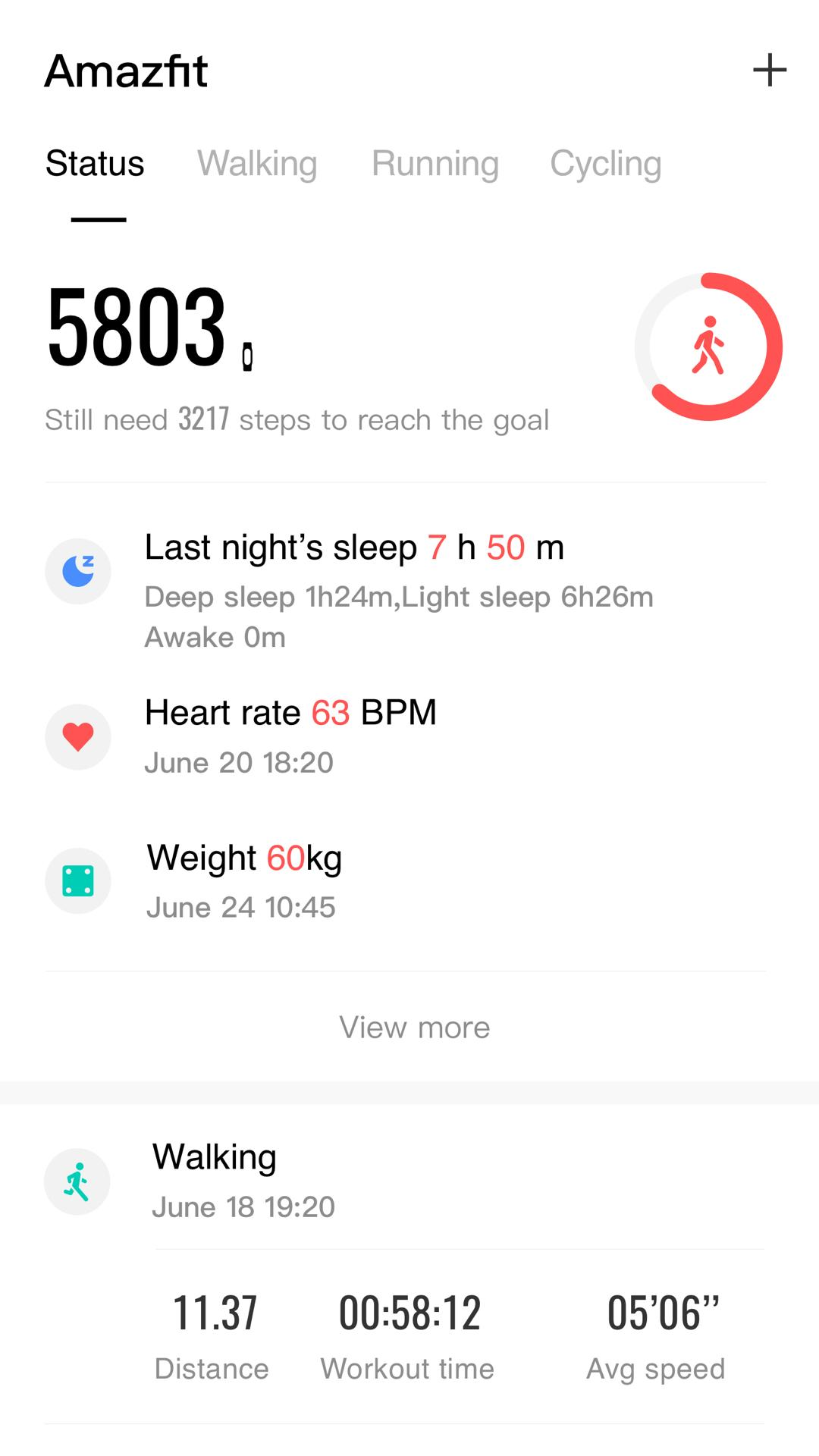 Amazfit for Android - APK Download