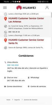Huawei Store captura de pantalla 3
