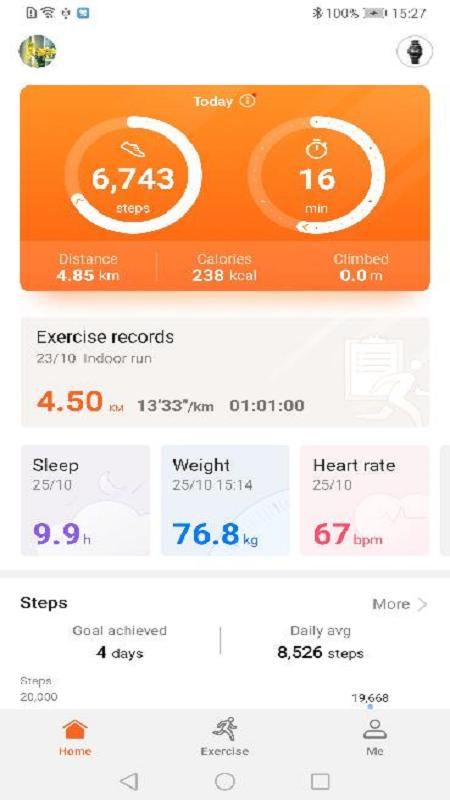 Huawei Health for Android - APK Download