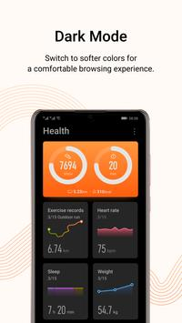 Huawei Health screenshot 2