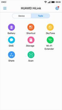 Huawei HiLink (Mobile WiFi) screenshot 1