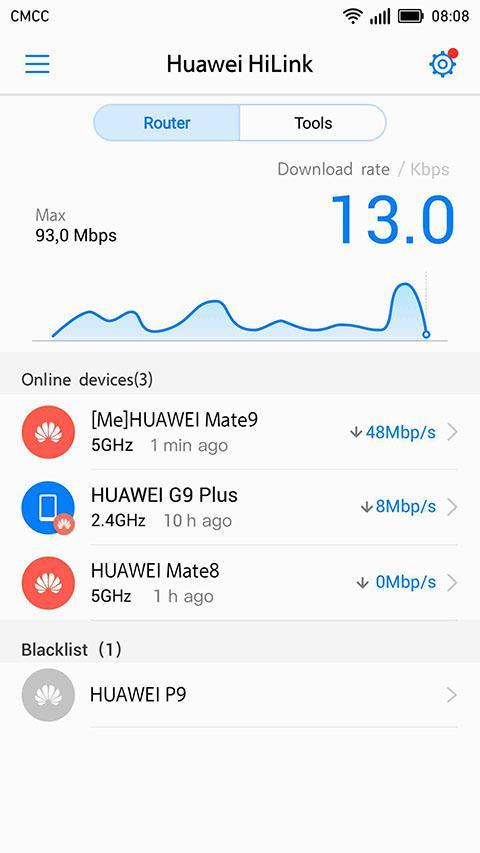 Huawei HiLink (Mobile WiFi) for Android - APK Download