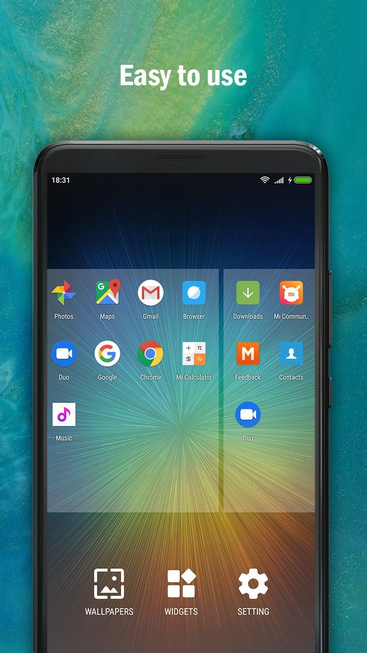 Huawei Launcher Mate 20 - Launcher For Huawei for Android