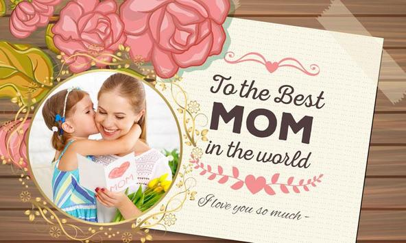 Mother's Day Frames poster