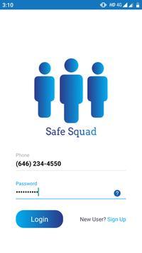 Safe Squad poster