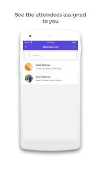 Hubilo Liaison App screenshot 2