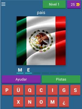 adivina el pais por su bandera screenshot 4