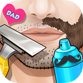 Beard Salon - Beauty Makeover 图标