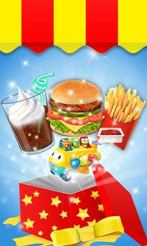 Burger Meal Maker - Fast Food! screenshot 3