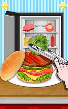 Burger Meal Maker - Fast Food! screenshot 8