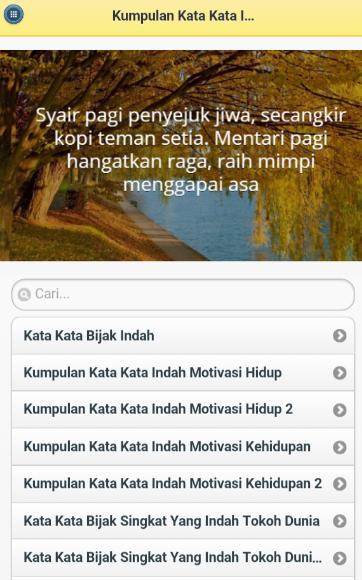 Kumpulan Kata Kata Indah For Android Apk Download